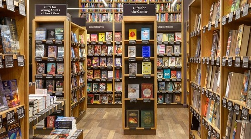 Amazon Launches New Physical Bookstore – But With BIG Difference