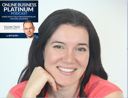 Online Business Platinum Podcast – Guest Corinna Essa Social Media Marketing