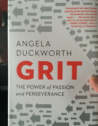 Book Review: GRIT The Power Of Passion And Perseverance – Angela Duckworth