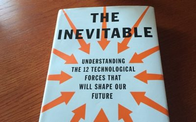 Book Review: The Inevitable – 12 Technological Forces That Will Shape Our Future – Kevin Kelly
