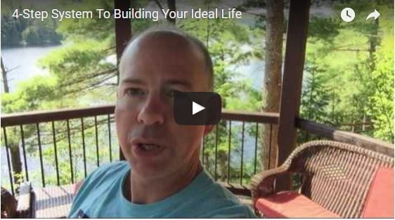 Video Training – 4-Step System For Designing Your Perfect Life